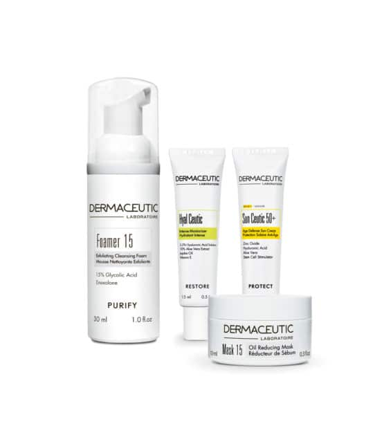 21 Days Acne Prone Skin Kit Dermaceutic