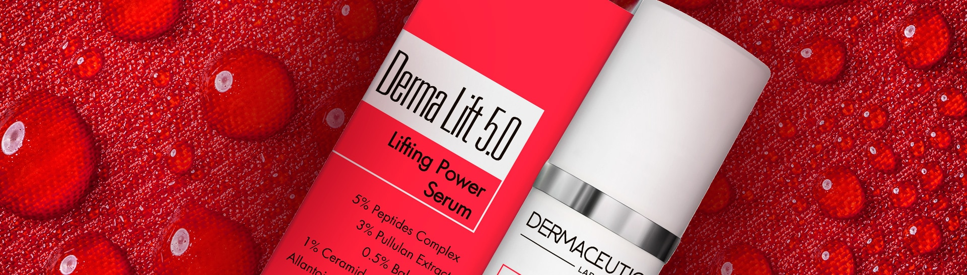 Acción de Derma Lift 5.0